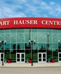 Art Hauser Centre (formerly Prince Albert Comuniplex)