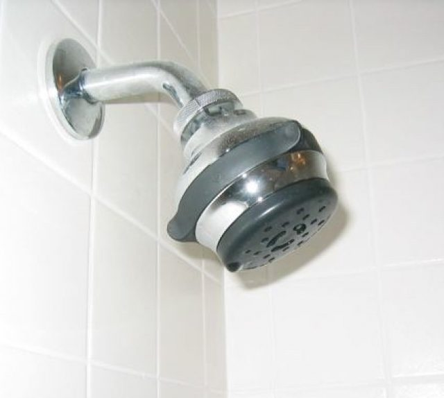 Select low flow shower heads