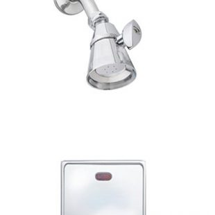 Upgrade to sensor driven showers